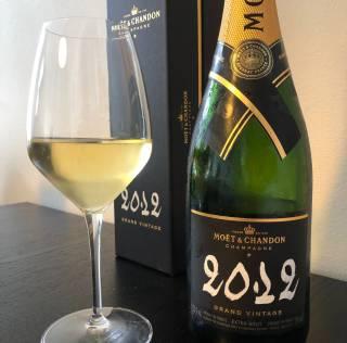 Gastromand x Champagne: Moët Vintage 2012 – I Walk The Line