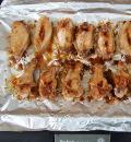 Сладкие куриные крылья-гриль, пошаговый рецепт с фото