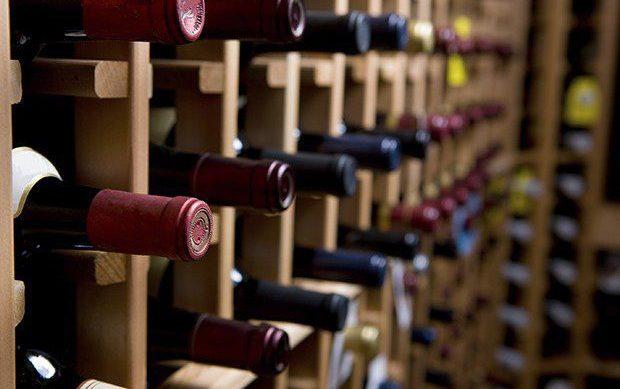 Como almacenar el vino