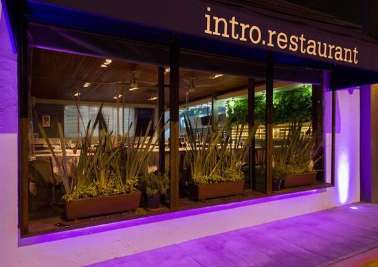 Intro Restaurante
