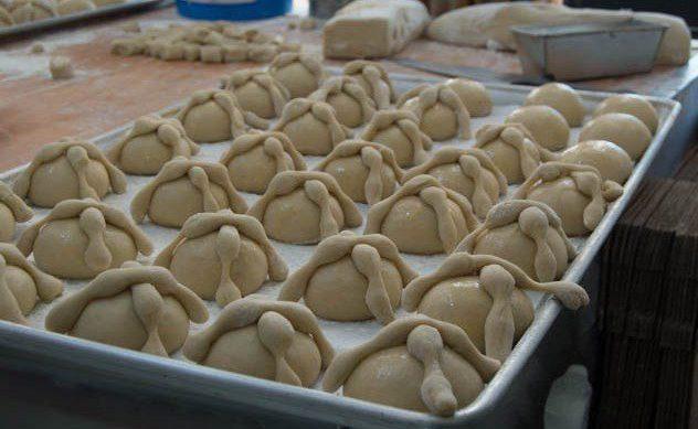 Historia del pan de muerto