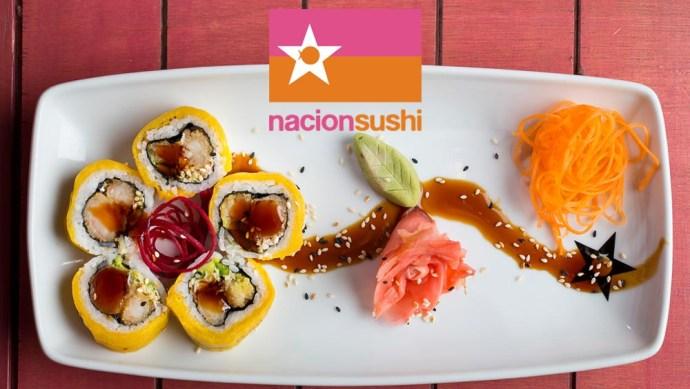 Nacion Sushi México