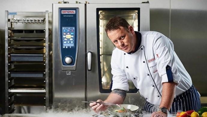 Tecnología en la cocina RATIONAL