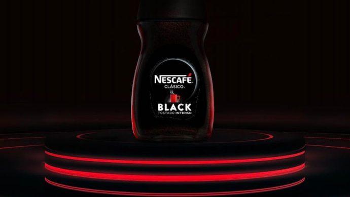 Nescafé Café Black tostado intenso
