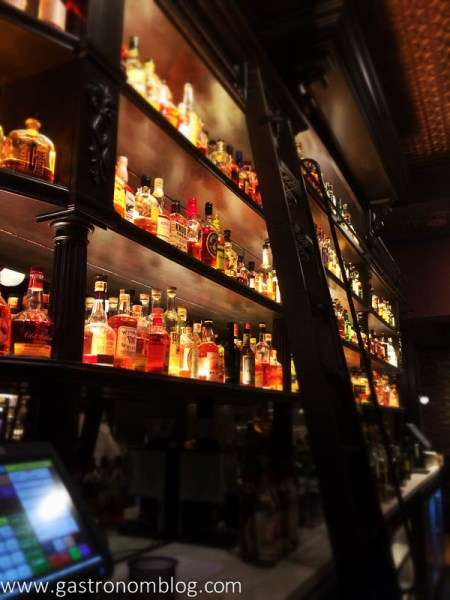 Grane Whiskey - Back Bar
