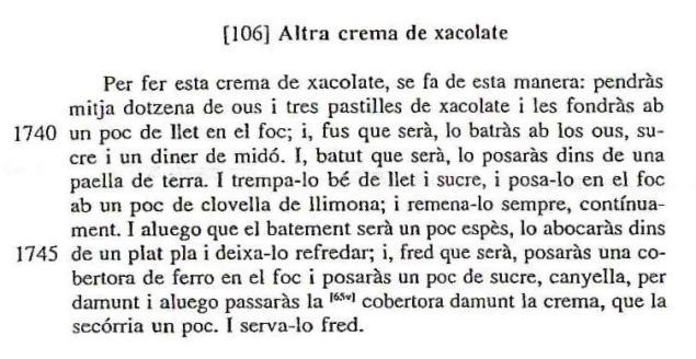 Altra crema de xacolate 106