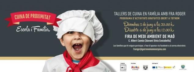 FMA Mao 2015 taller cuina familia