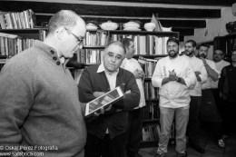 Homenatge Miquel Mariano fill a pare