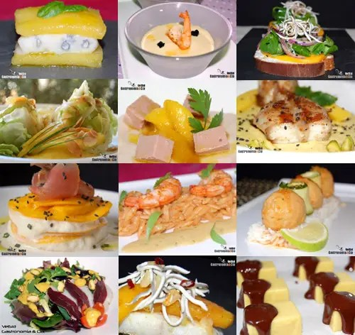 Doce recetas con mango   Gastronomía & Cía