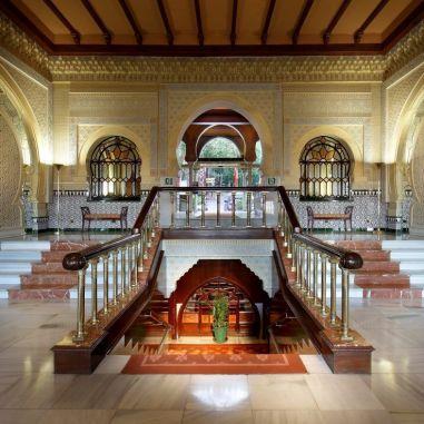 El Alhambra Palace muestra su cara más solidaria - Gastronomía y Moda
