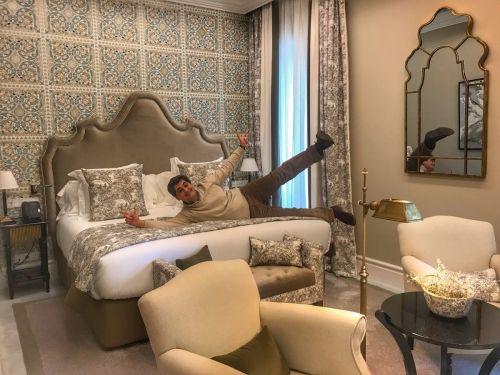 La mejor definición de una Casa Palacio 5 Estrellas Gran Lujo, aterriza en Jerez de la Frontera