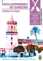 I edición de la Ruta Gastronómica de Cuaresma en Sanlúcar la Mayor Fotos: Alberto García Acevedo. - Gastronomía y Moda