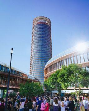 Torre Sevilla presenta en FITUR su oferta para el turismo urbano, cultural, de compras y de congresos