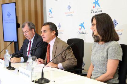 CaixaBank culmina su mayor proyecto en Sevilla con la apertura del Centro Comercial TORRE SEVILLA