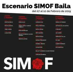 Cartel SIMOF