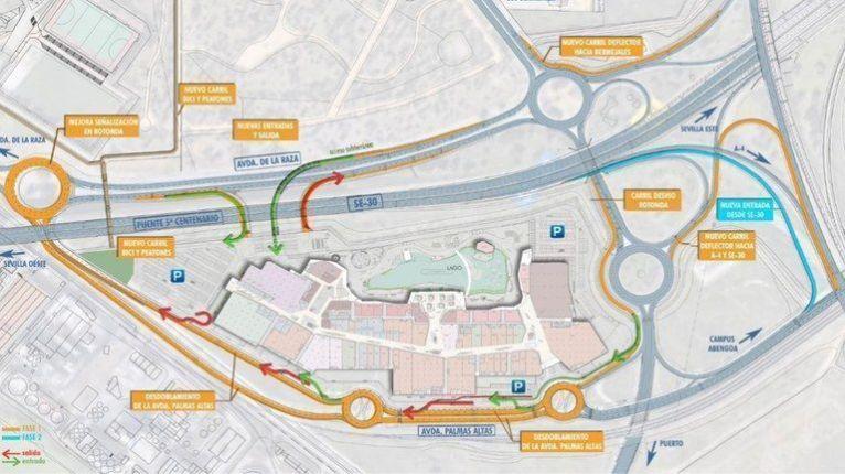 El centro comercial Lagoh de Palmas Alta abrirá en septiembre con 260 millones de euros de inversión - Gastronomía y Moda