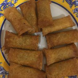 Minirollitos primavera con mejillón y wakame by 'Congelados en casa' - Gastronomía y Moda