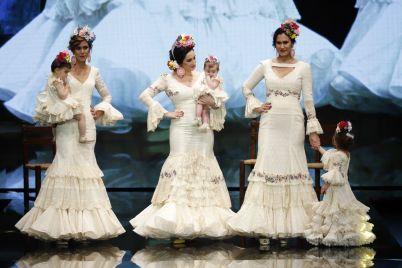 Mamandoo reivindica a la flamenca lactante en SIMOF. Fotos: Chema Soler