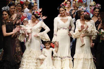 Mamandoo reivindica a la flamenca lactante en SIMOF - Fotos: Chema Soler