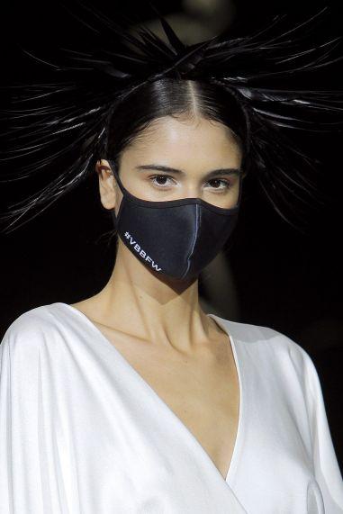 Novias con mascarilla ¿El futuro de la moda nupcial? - Gastronomía y Moda