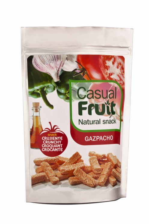 Casual Fruit Gazpacho- Snack saludable B43