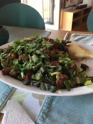 Bang Bang Chicken Salad 2