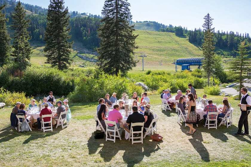Pigs and Pinot (Solitude Mountain Resort)