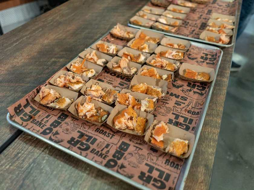 Traeger Shop Class - smoked salmon two ways, cured and with teriyaki