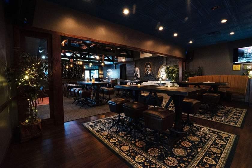The Lounge - interior 2 (Wiseguys)