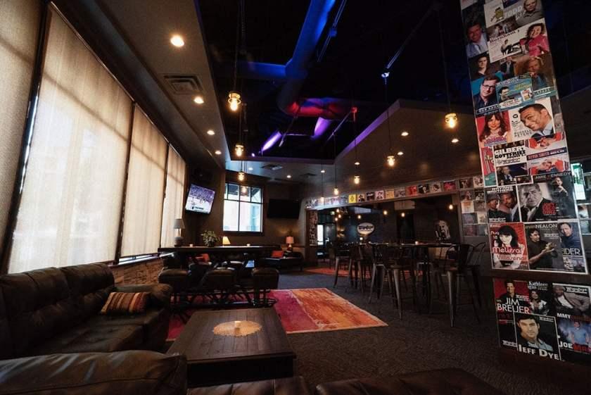 The Lounge - interior 3 (Wiseguys)