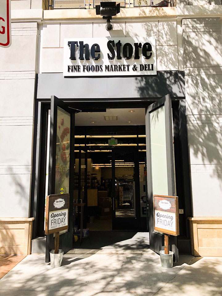 The Store (Gateway)