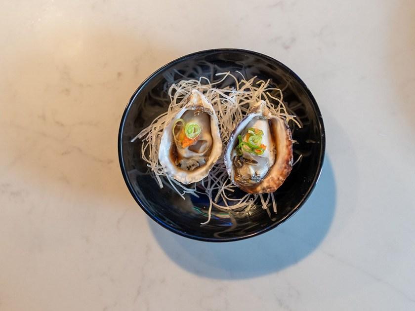 Blue Marlin - oysters
