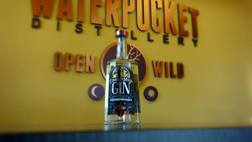 Waterpocket Temple Of The Moon gin