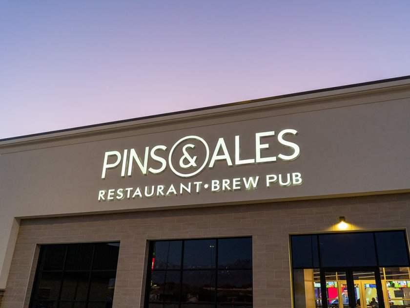 Pins And Ales - exterior