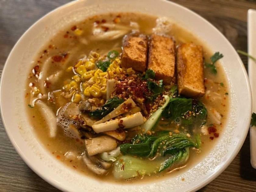 Saigon Vegan tofu (Salt Plate City)