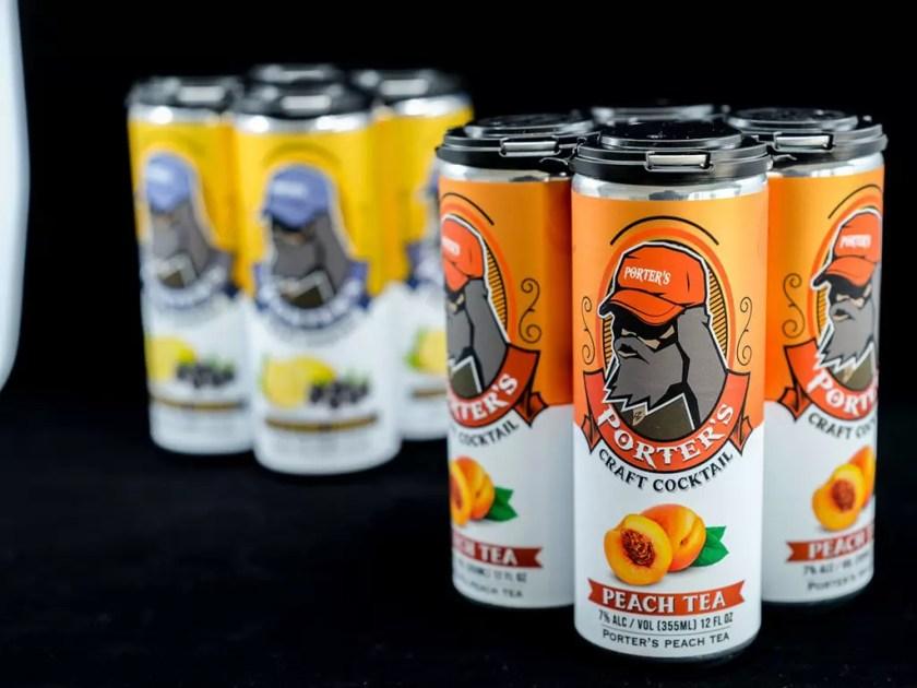 Ogden's Own Porter's Canned Cocktails