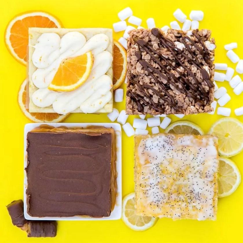 BLOX dessert bars