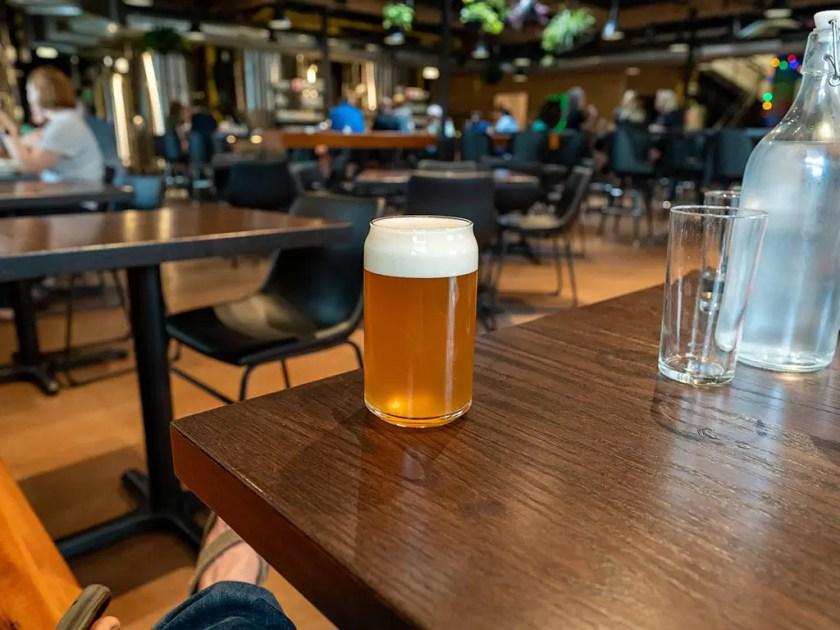 Grid City - seasonal special beer