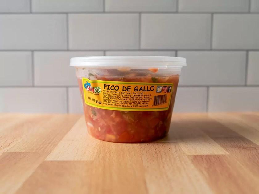 Rico Foods pico de gallo