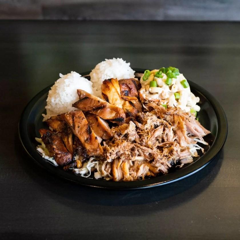 Kokonut Island Grill - meat plate (Kokonut Island Grill)