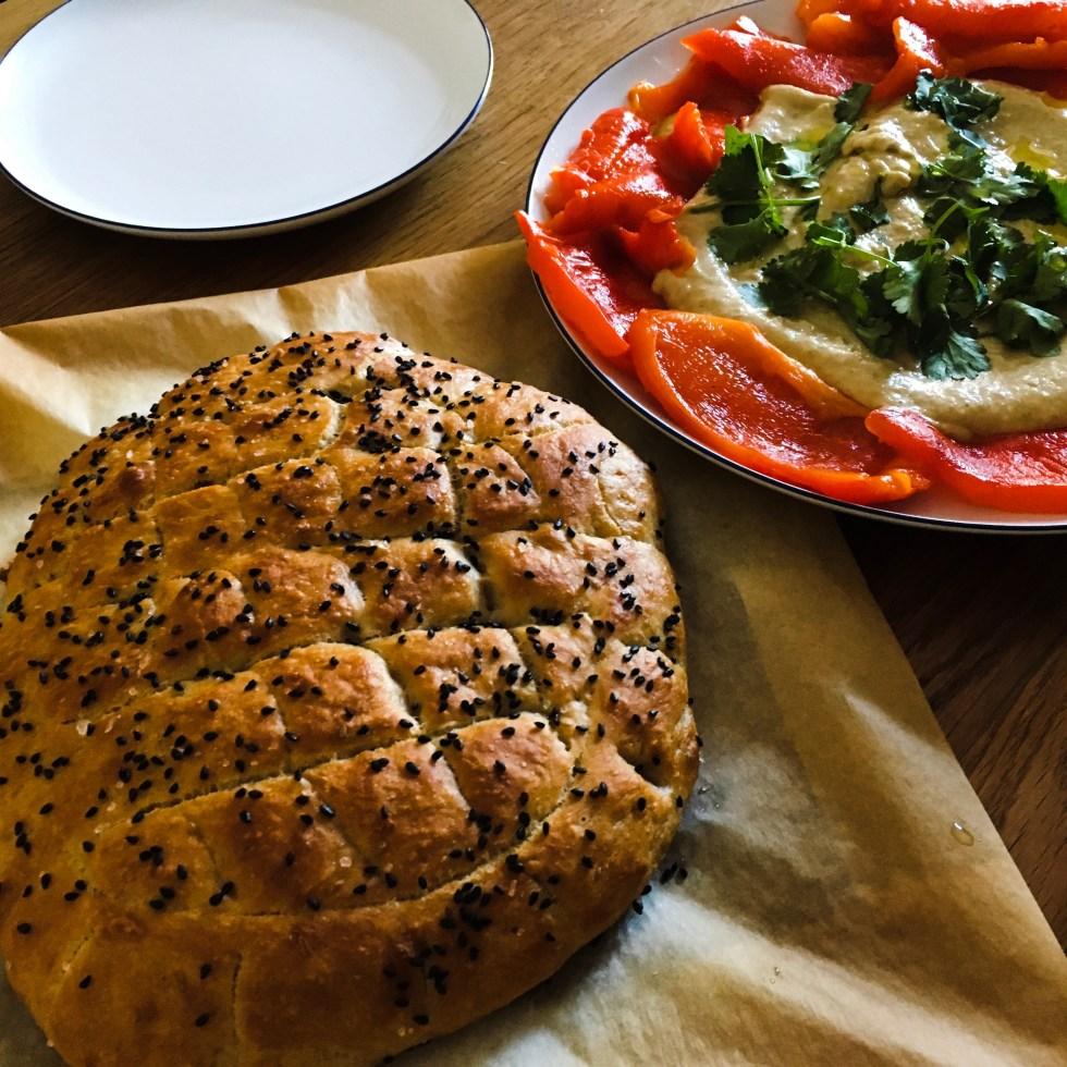 Turecký Chléb