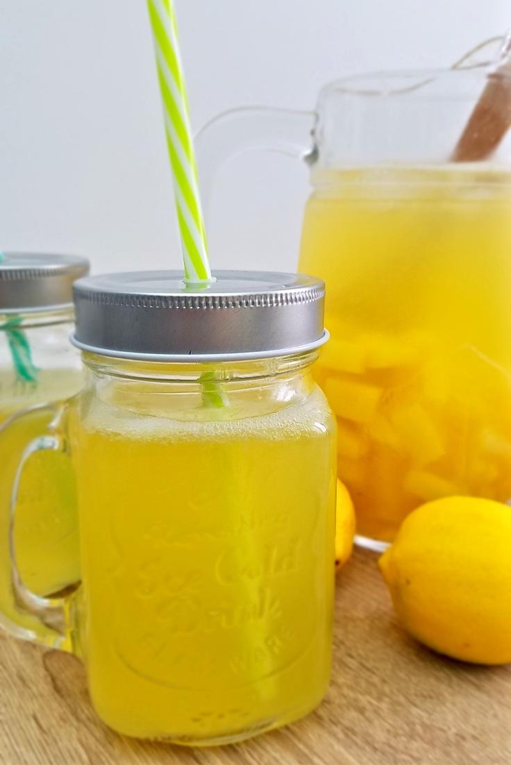 Punch de limonada
