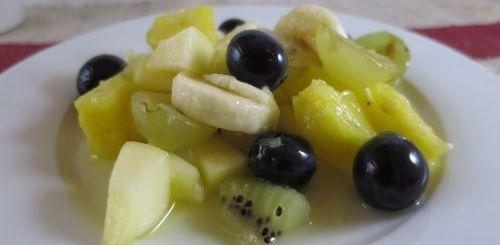 Salade de fruits de la rentrée
