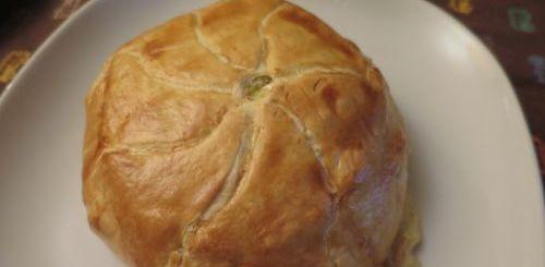 Camembert en tourte