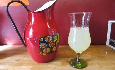 Citronnade tunisienne
