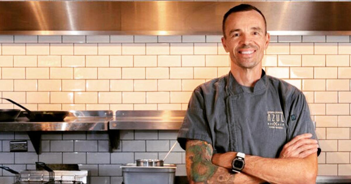 Favorite Chef Mario Lopez