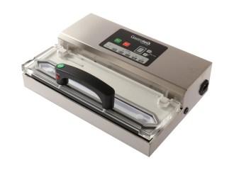vakuumförpackare för 30 cm-påsar sedd snett ovanifrån
