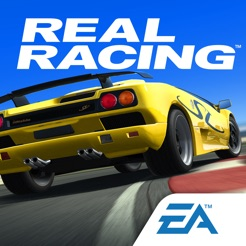 Real Racing 3のダウンロードリンク