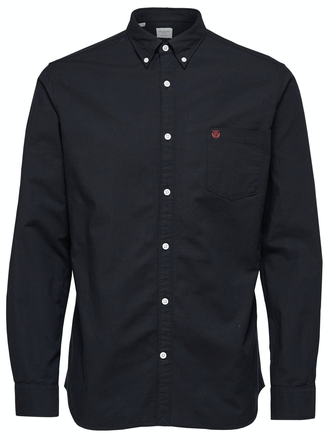 Selected Skjorte - SlhCollect Black | GATE 36 Hobro