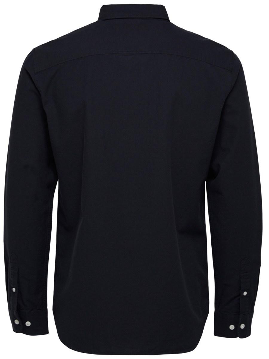 Selected Skjorte - SlhCollect Black | GATE 36 Hobro